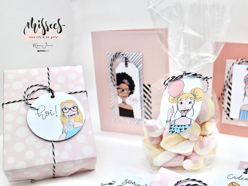 Missees labels Peachy dots featured image