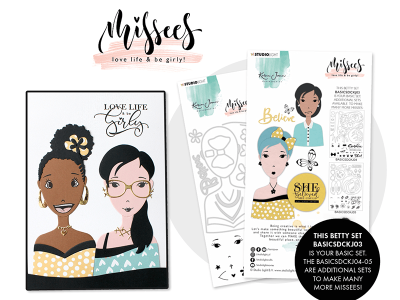 missees stamp&dies2 featured image