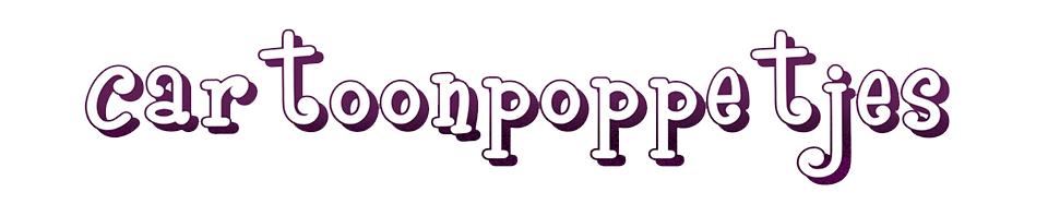 scripted title cartoonpoppetjes